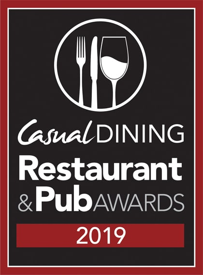 The Casual Dining Restaurant & Pub Awards